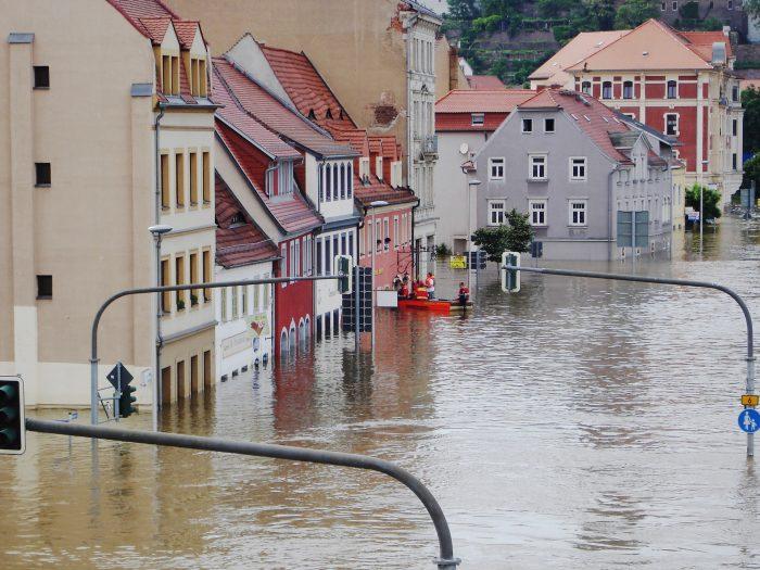Hochwasser: Wie kann ich mein Haus absichern?